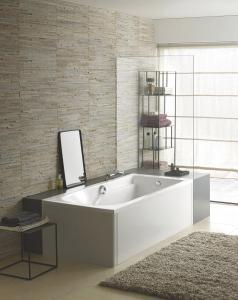 Comfort Plus - obdélníkové vany