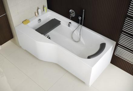 Comfort Plus - asymetrické vany