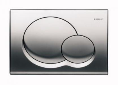 ovládací tlačítka pro 6/3 l vody