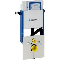 Geberit Kombifix pro WC, UP320 s odsáváním přes ventilátor