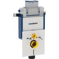 Geberit Kombifix montážní prvek pro závěsné WC, 82 cm, se splachovací nádržkou pod omítku Omega 12 cm