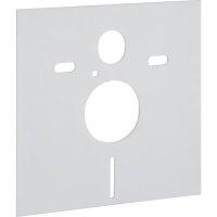Souprava pro tlumení hluku pro závěsné WC a závěsný bidet