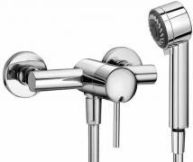 Twinprime pin - sprchová nástěnná baterie, s příslušenstvím