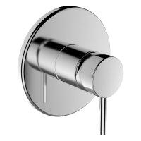 Twinplus - sprchová podomítková páková baterie
