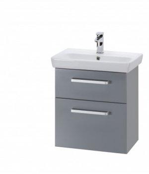 Go SZZ2 55 - skříňka s umyvadlem 55 cm, závěsná, CS I