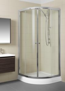 Lucena sprchové kouty čtvrtkruhové