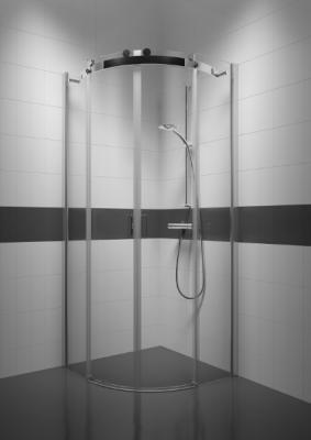 Baltic sprchové kouty čtvrtkruhové