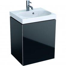 Acanto - spodní skříňka 44,5x37,5 pod umyvadlo, černá