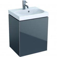 Acanto - spodní skříňka 44,5x37,5 pod umyvadlo, šedá