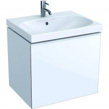 Acanto - spodní skříňka 59,5x47,5 pod umyvadlo, bílá
