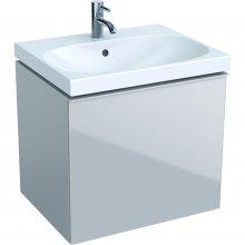Acanto - spodní skříňka 59,5x47,5 pod umyvadlo, pískově šedá