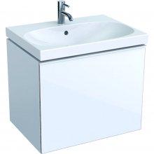 Acanto - spodní skříňka 64x47,5 pod umyvadlo, bílá