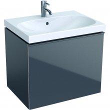 Acanto - spodní skříňka 64x47,5 pod umyvadlo, šedá