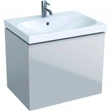Acanto - spodní skříňka 64x47,5 pod umyvadlo, pískově šedá