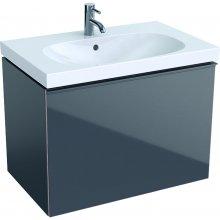 Acanto - spodní skříňka 74x47,5 pod umyvadlo, šedá