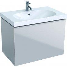 Acanto - spodní skříňka 74x47,5 pod umyvadlo, pískově šedá