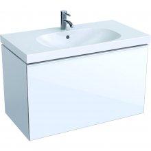 Acanto - spodní skříňka 89x47,5 pod umyvadlo, bílá