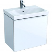 Acanto - spodní skříňka 59,5x41,6 pod umyvadlo, bílá