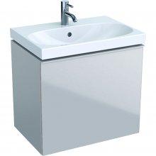 Acanto - spodní skříňka 59,5x41,6 pod umyvadlo, pískově šedá