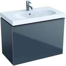 Acanto - spodní skříňka 74x41,6 pod umyvadlo, šedá