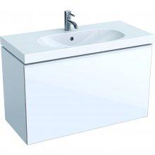 Acanto - spodní skříňka 89x41,6 pod umyvadlo, bílá