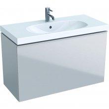 Acanto - spodní skříňka 89x41,6 pod umyvadlo, pískově šedá