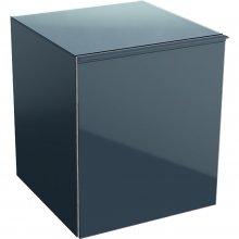 Acanto - boční skříňka 45x52, šedá