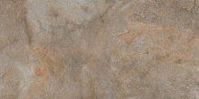 Burlington rust 2.0 - dlaždice rektifikovaná 59,5x119,5, 2 cm hnědá