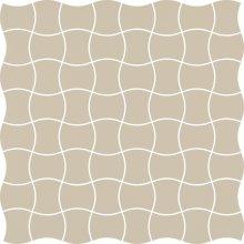 Modernizm bianco mozaika prasowana - dlaždice mozaika 29,8x29,8 bílá