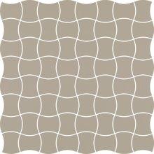 Modernizm grys mozaika prasowana - dlaždice mozaika 29,8x29,8 šedá