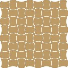 Modernizm ochra mozaika prasowana - dlaždice mozaika 29,8x29,8 béžová