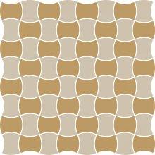Modernizm bianco mozaika prasowana mix C - dlaždice mozaika 29,8x29,8