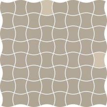 Modernizm grys mozaika prasowana mix B - dlaždice mozaika 29,8x29,8 šedá