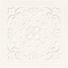 Classy Chic bianco struktura B sciana - obkládačka 19,8x19,8 bílá