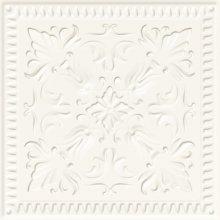 Classy Chic bianco struktura C sciana - obkládačka 19,8x19,8 bílá