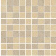 Arkesia beige/brown mozaika mix poler - dlaždice mozaika 29,8x29,8