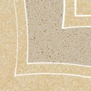 Arkesia brown narožnik B - dlažice bordura roh 9,8x9,8