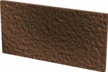 Cloud rosa plytka podstopnicowa duro - dlaždice podschodnice 30x14,8 hnědá strukturovaná