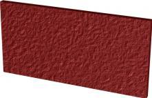 Natural rosa plytka podstopnicowa duro - dlaždice podschodnice 30x14,8 hnědá strukturovaná