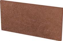 Taurus brown plytka podstopnicowa strukturalna - dlaždice podschodnice 30x14,8 hnědá