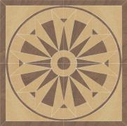 Arkesia mocca rozeta - dlažice rozeta 89,6x89,6