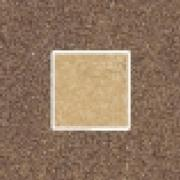 Arkesia mocca narožnik C - dlažice bordura roh 7,9x7,9