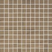Amiche brown mozaika cieta - obkládačka mozaika 29,8x29,8 hnědá
