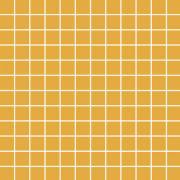 Midian giallo mozaika cieta - obkládačka mozaika 29,8x29,8 žlutá