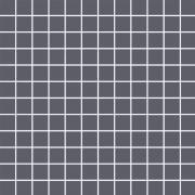 Abrila grafit mozaika - obkládačka mozaika 29,8x29,8 šedá