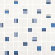 Acapulco blue mozaika cieta - obkládačka mozaika 29,8x29,8
