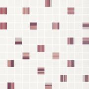 Acapulco rosa mozaika cieta - obkládačka mozaika 29,8x29,8