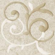 Inspirio beige narožnik - dlaždice bordura roh 7,2x7,2 béžová