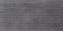 Bazalto grafit B plytka podstopnicowa strukturalna - dlaždice podschodnice 30x14,8 šedá