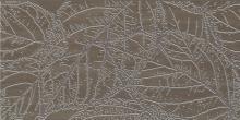 Antonella brown inserto - obkládačka inzerto 30x60 hnědá
